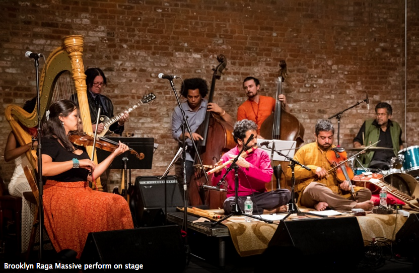 Brooklyn Raga Massive: Matching notes with the raga ambassadors of New