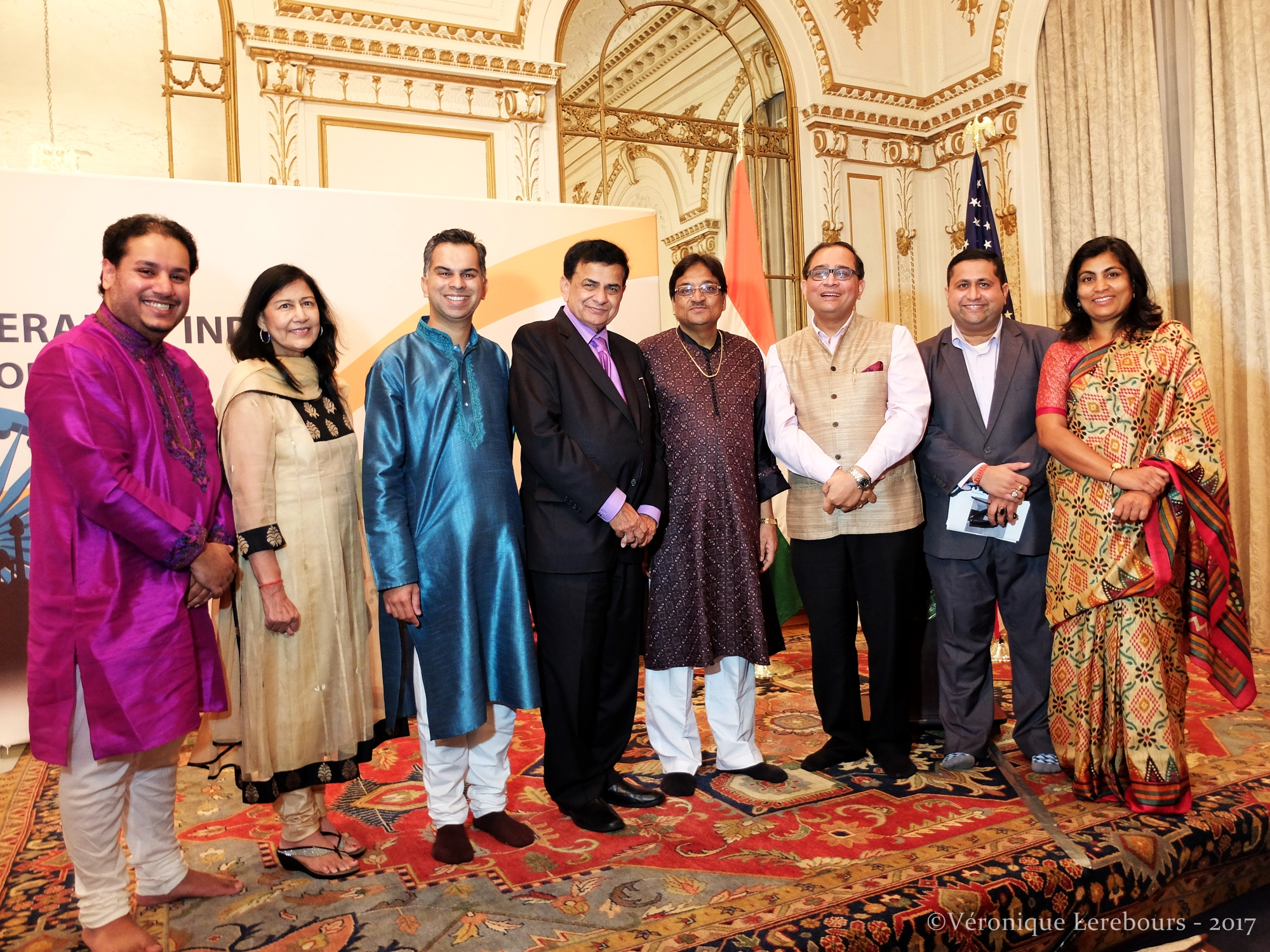 News India Times: Ustad Mashkoor Ali Khan performs at Indian Consulate