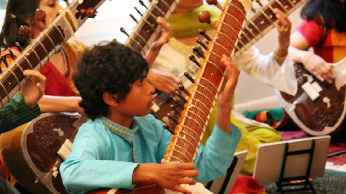 Sitar Course for Beginners -  Fall 2018