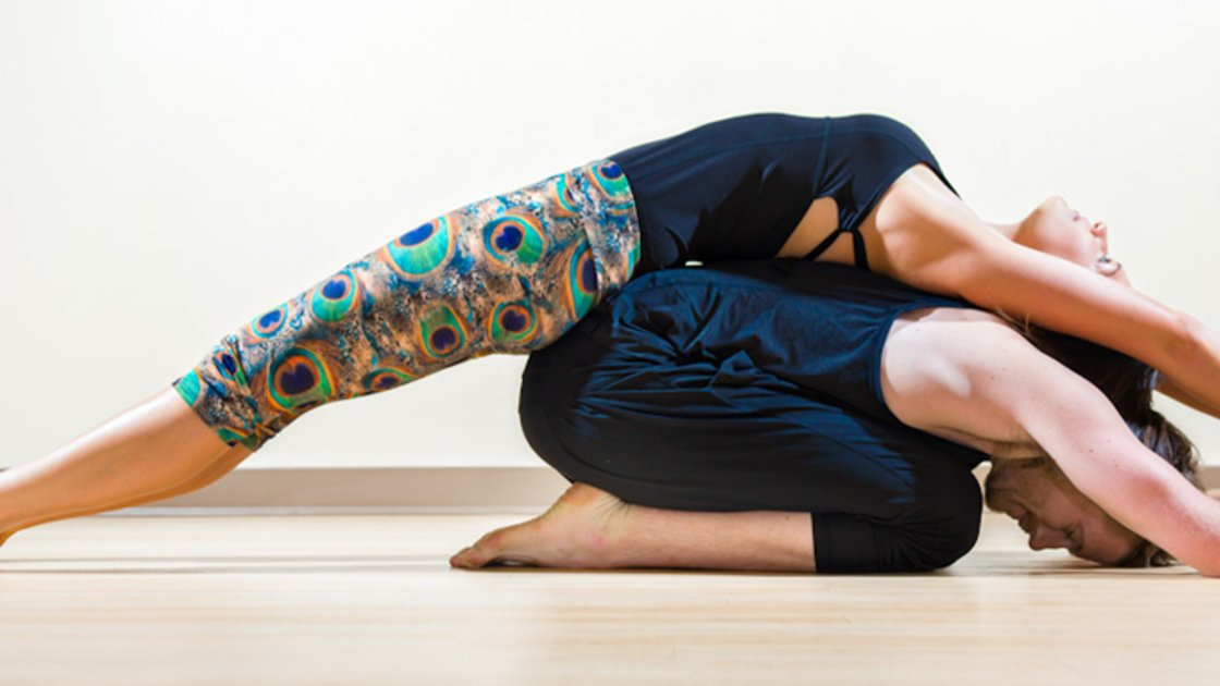 Private Yoga for Two