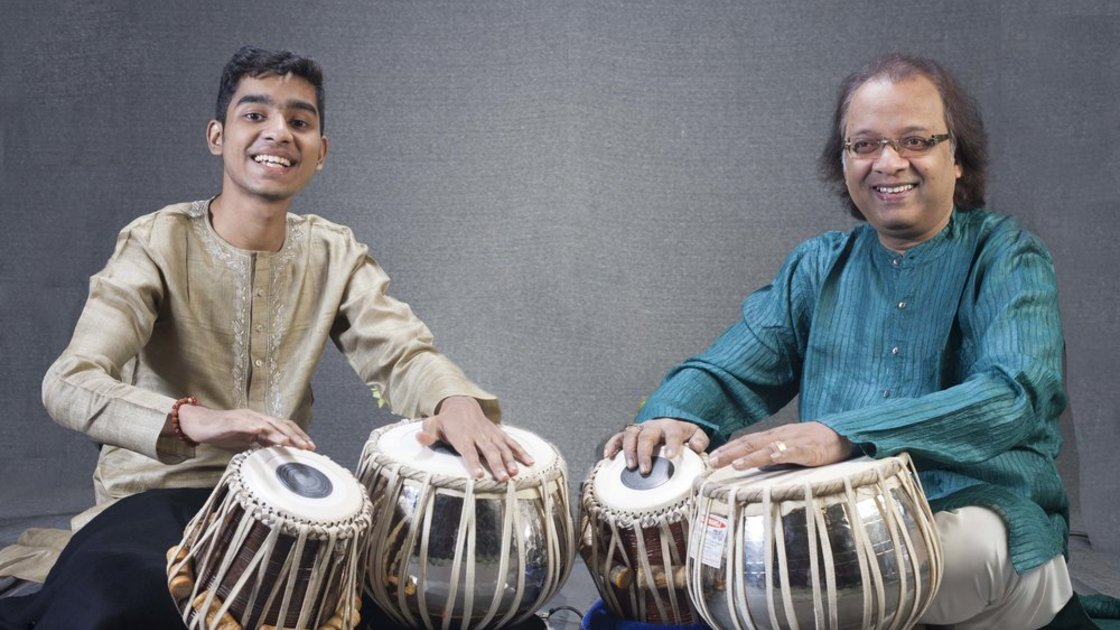 Discount Link: Nayan Ghosh / Ishaan Ghosh Tabla duet