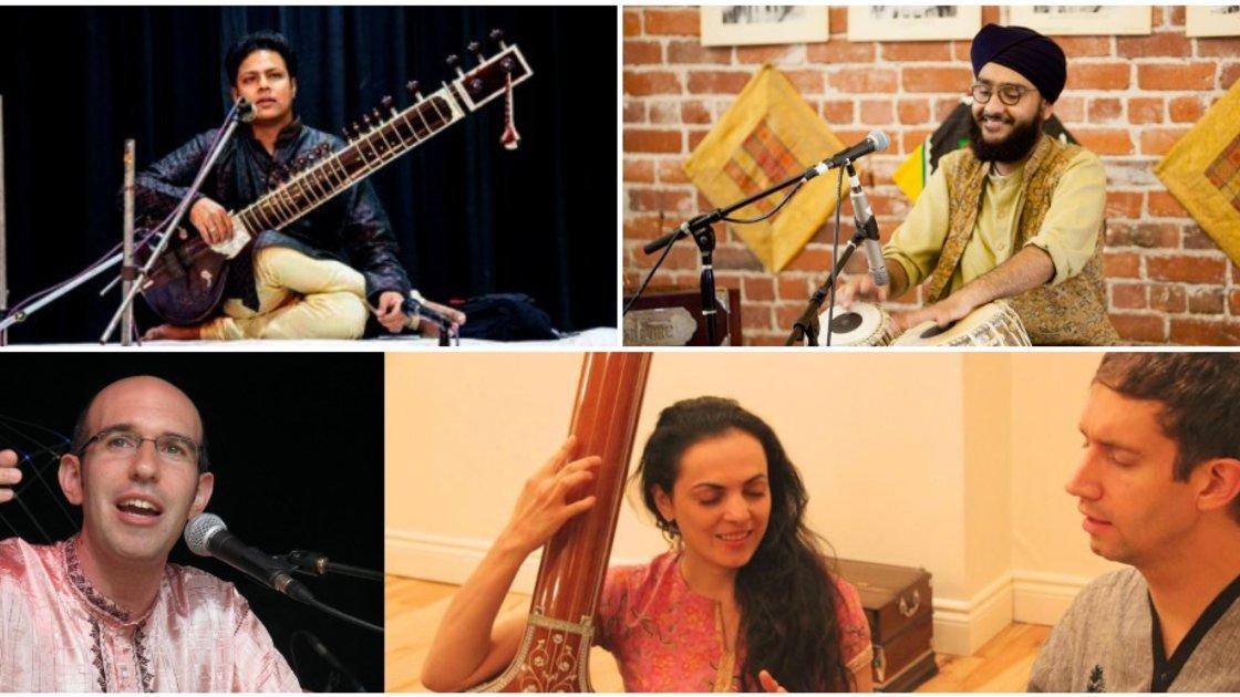 BRM Weekly: Sitar/Tabla and New World Dhrupad