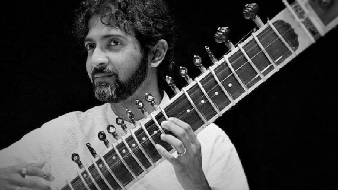 Sitar: Private Lesson with Abhik Mukherjee