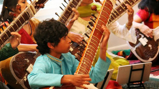 Beginner's Sitar Course - Fall 2018