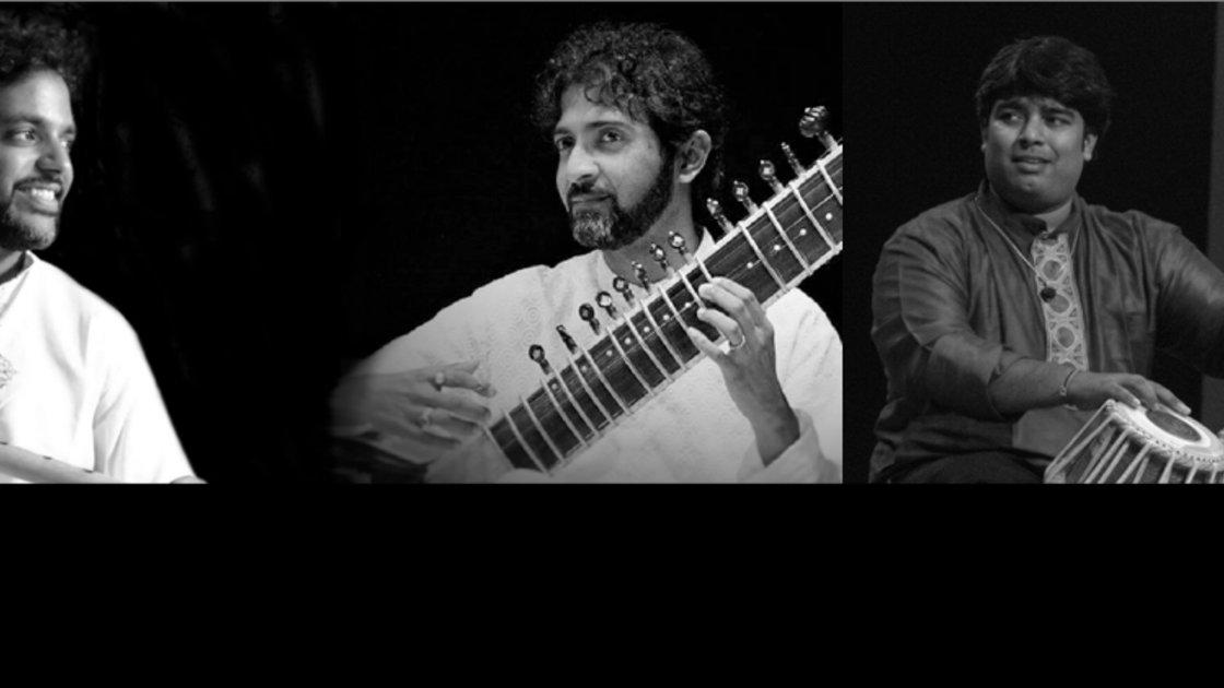 Live - Abhik Mukherjee, Jay Gandhi, and Sandip Ghosh