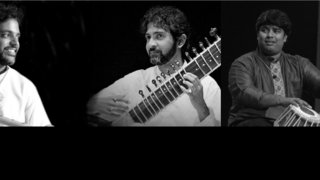 Live - Abhik Mukherjee, Jay Gandhi, and Sandip Ghosh