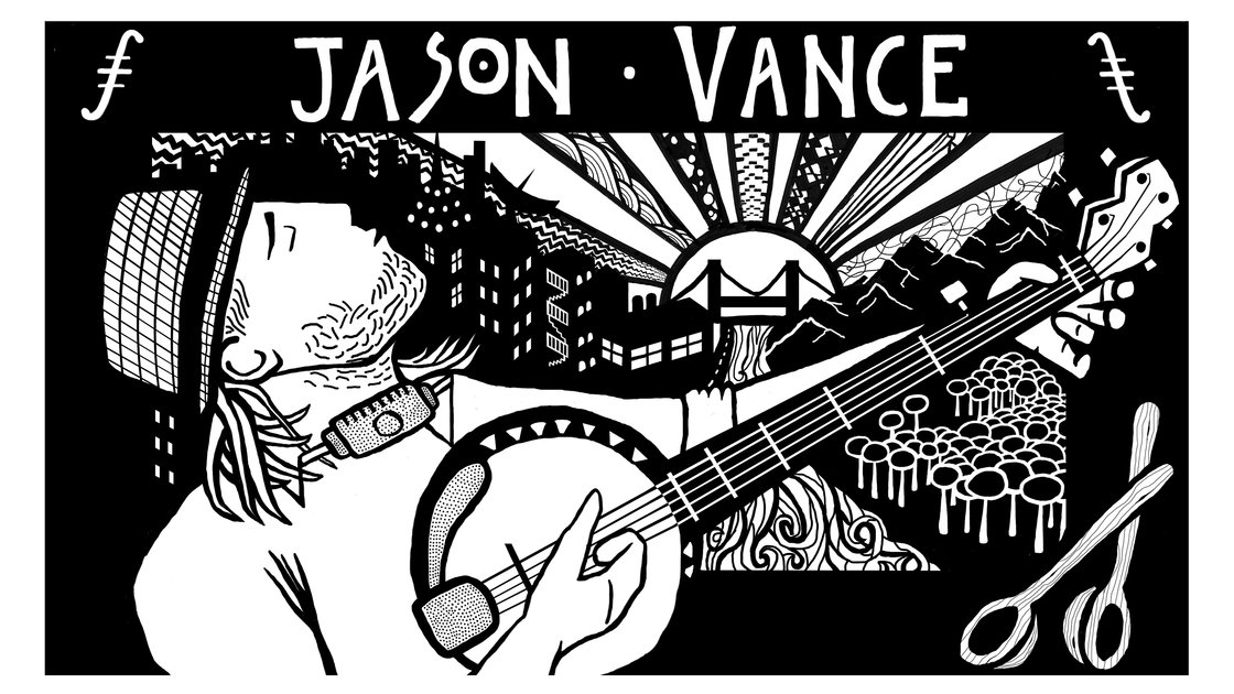 Jason Vance's Sounds, Stories & Suppers of Appalachia
