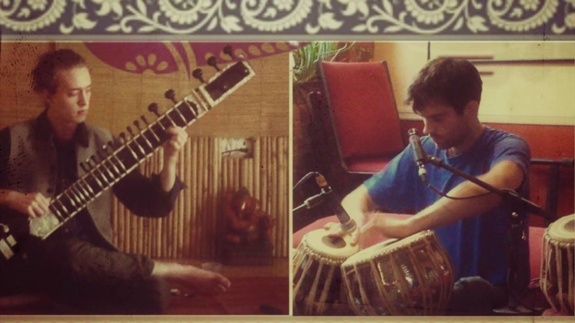 Indian House Concerts: Dinner & Ragas