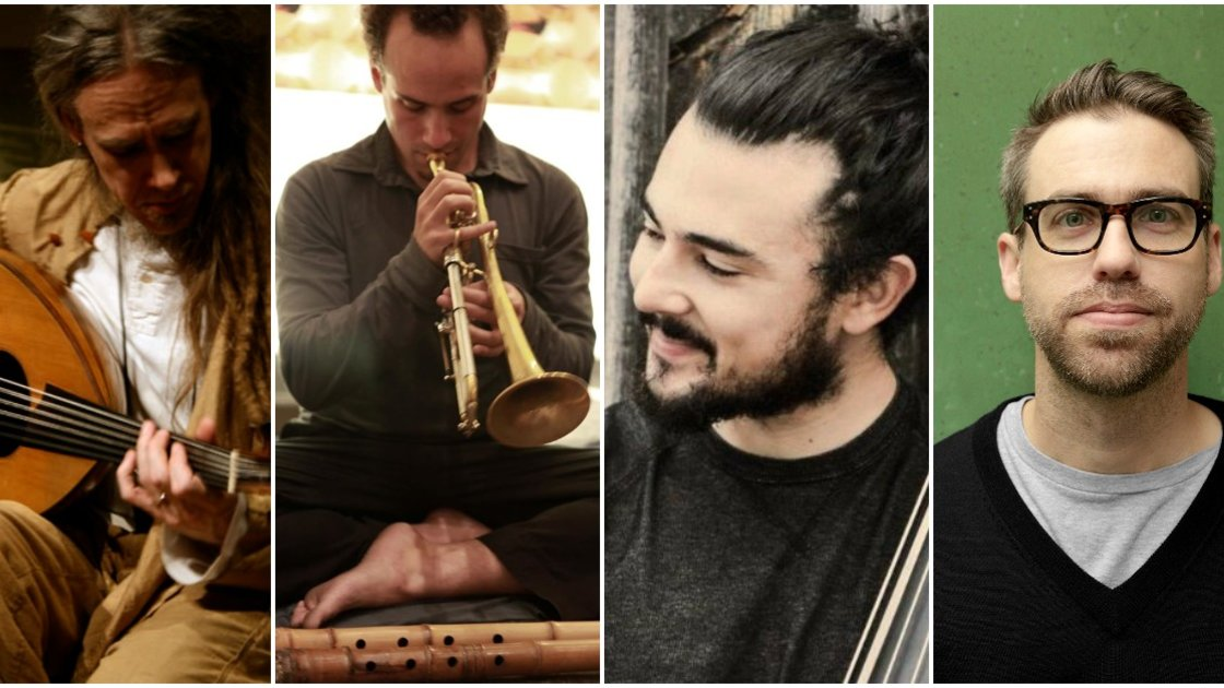 BRM Weekly: Aaron Shragge and Tom Chess Quartet