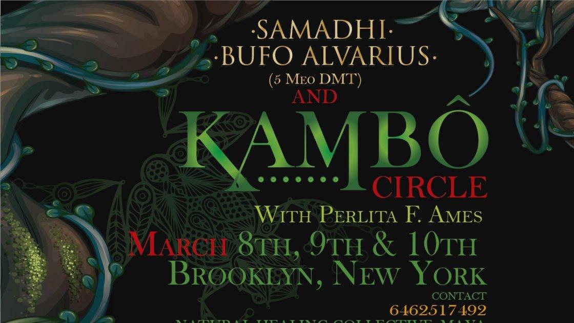 Sacred Medicine Samadhi W/Perlita Ames