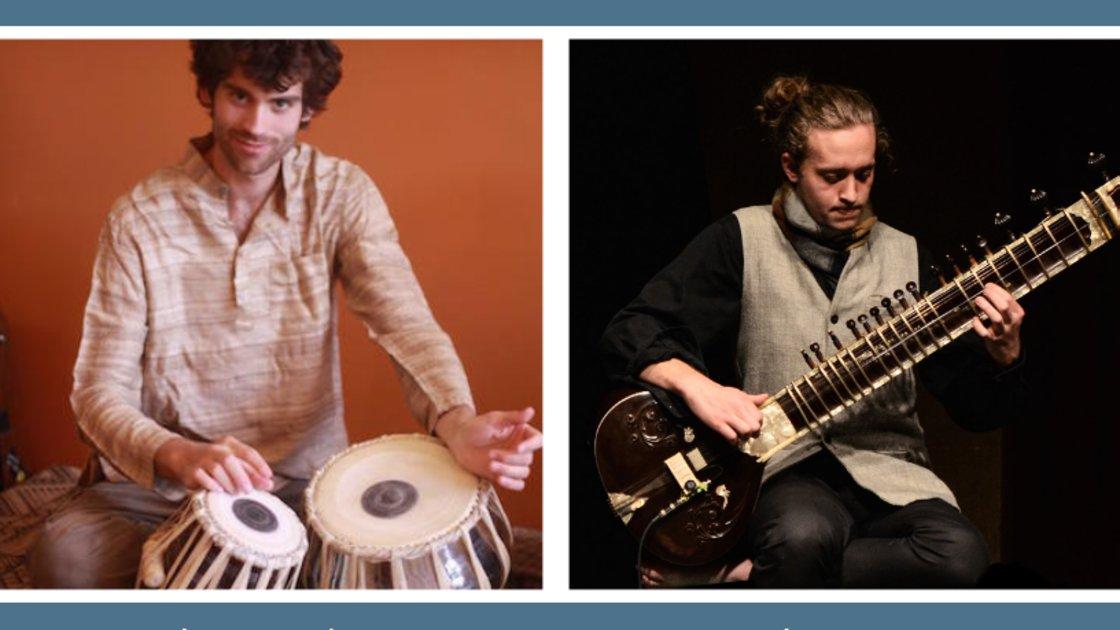 Hindustani Concert: Galen Passen & Robert Meyson