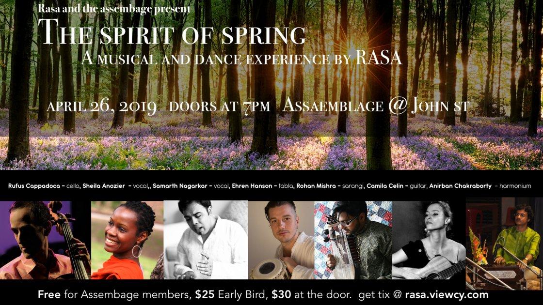 The Spirit of Spring