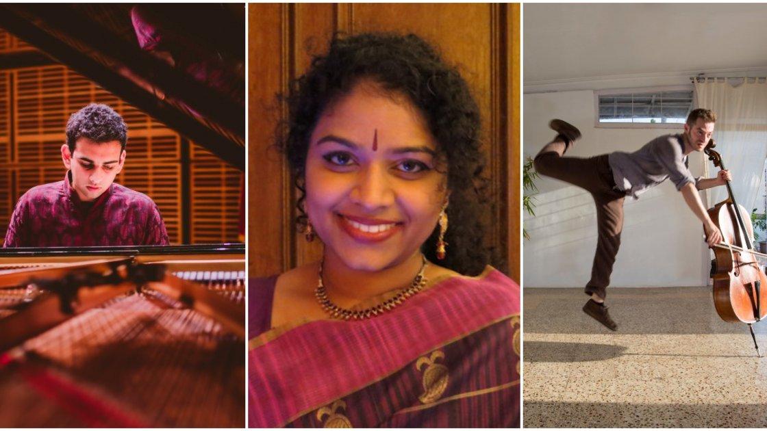 BRM Weekly: Roopa Mahadevan, Utsav Lal & Jake Charkey