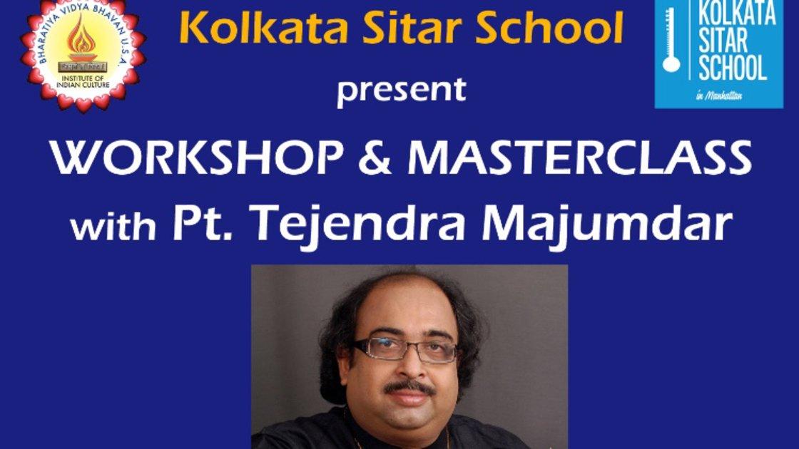 Tejendra Majumdar Master Class