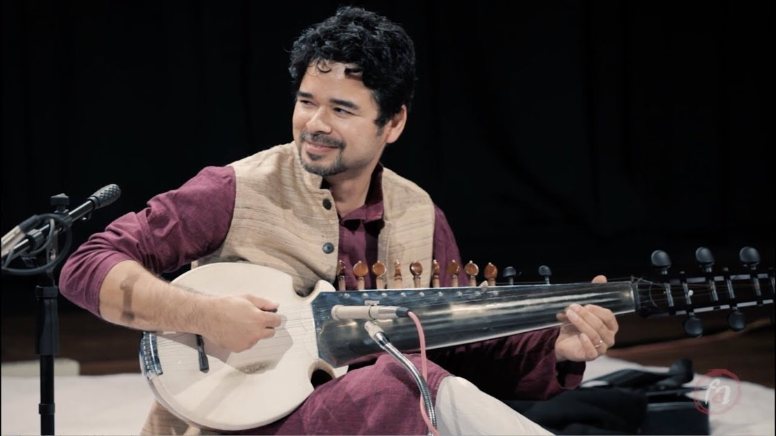 Intimate House Concert with Arnab Chakrabarty