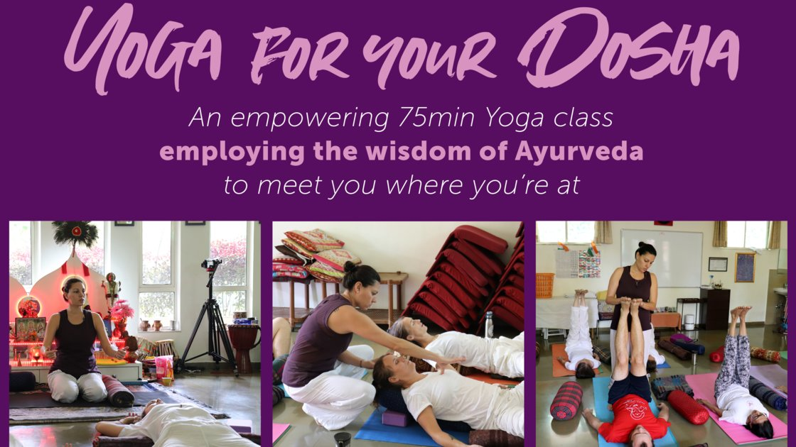 Yoga For Your Dosha