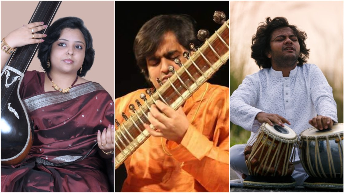 BRM Weekly: An Evening of Indian Classical Music