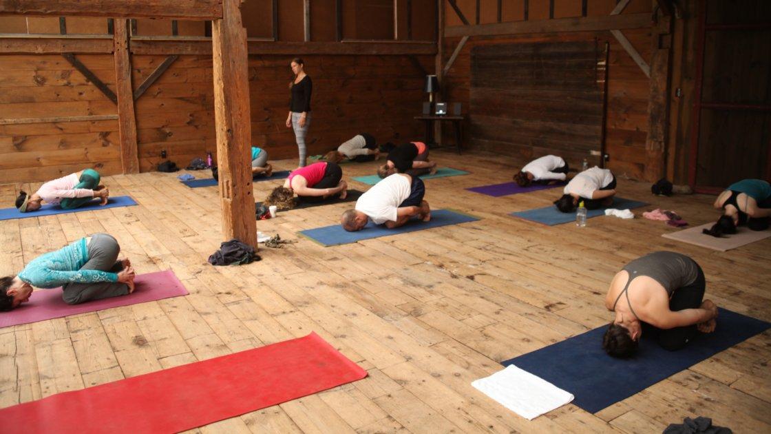 Restorative Yoga with Gillian Goreman