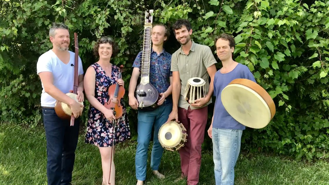 Indian/Irish Music Workshop at The Studio
