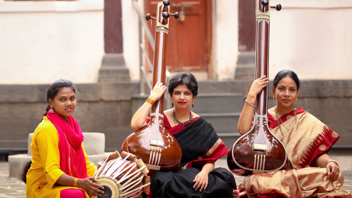 Lecture -Demo by Dhrupad Sisters