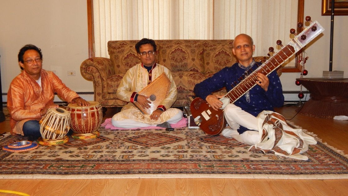 BRM Weekly: TRIO - North Indian Classical Music
