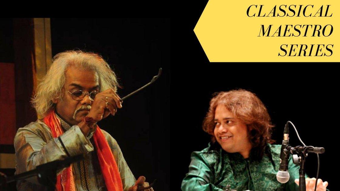 Pt. Tarun Bhattacharya - Santoor - Bhavan Maestro Series