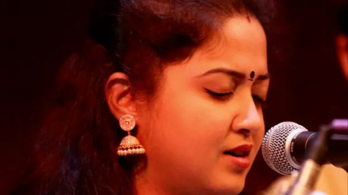 Vocal concert by Namami Karmakar
