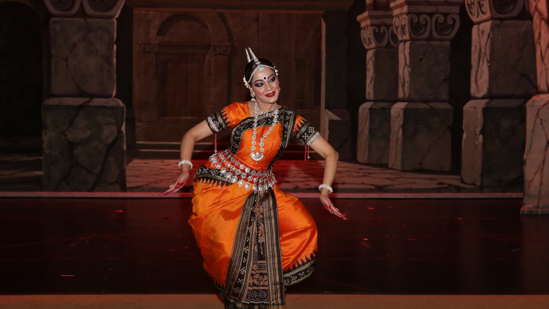 Odissi Dance Workshop by Anindita Nanda