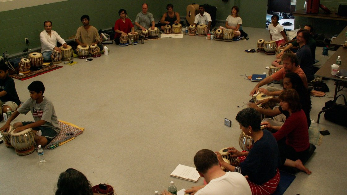 Fall Tabla Workshop