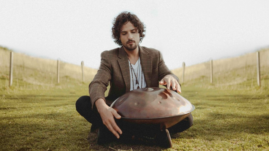 LA Handpan Workshop w/ Adam Maalouf