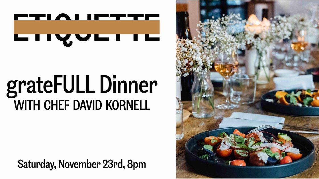 grateFULL Dinner