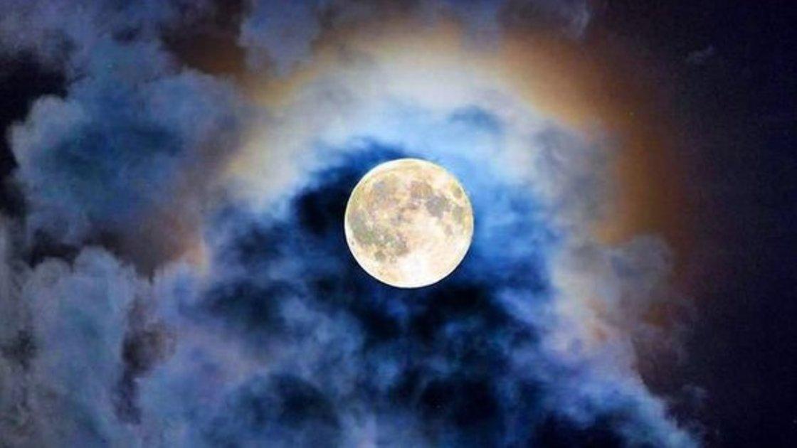 Full Moon Lunar Eclipse January 2020