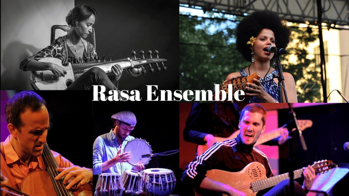 BRM and WRM present: Rasa ensemble at Assemblage John St!
