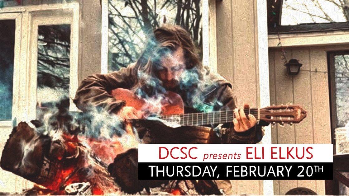 DCSC presents Eli Elkus