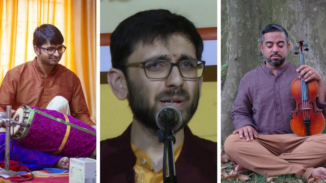 BRM Weekly: Shiv Subramaniam - Carnatic Vocal