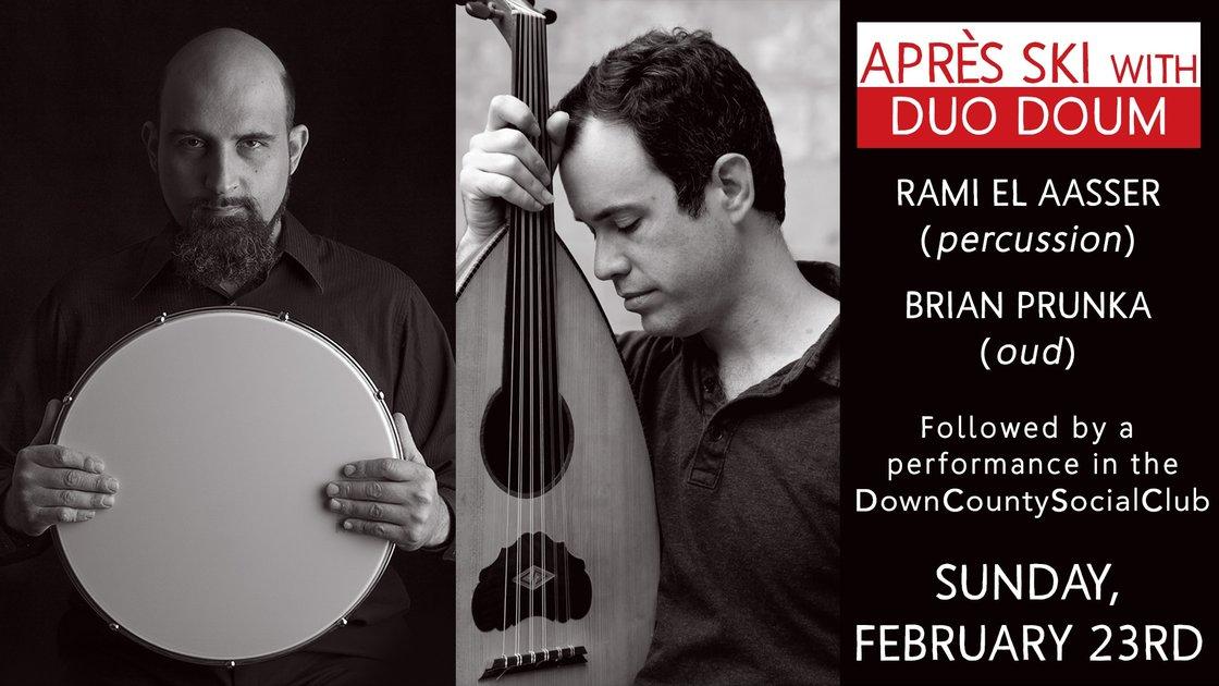 DCSC present Duo Doum