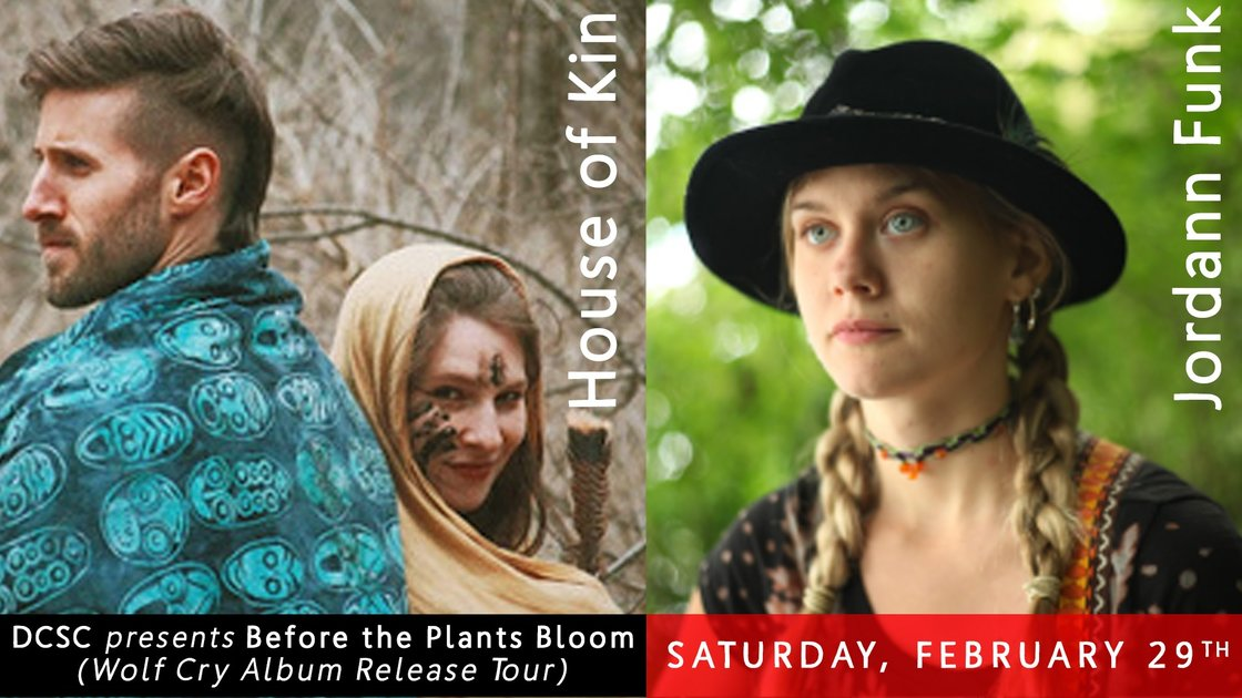 DCSC presents Before the Plants Bloom