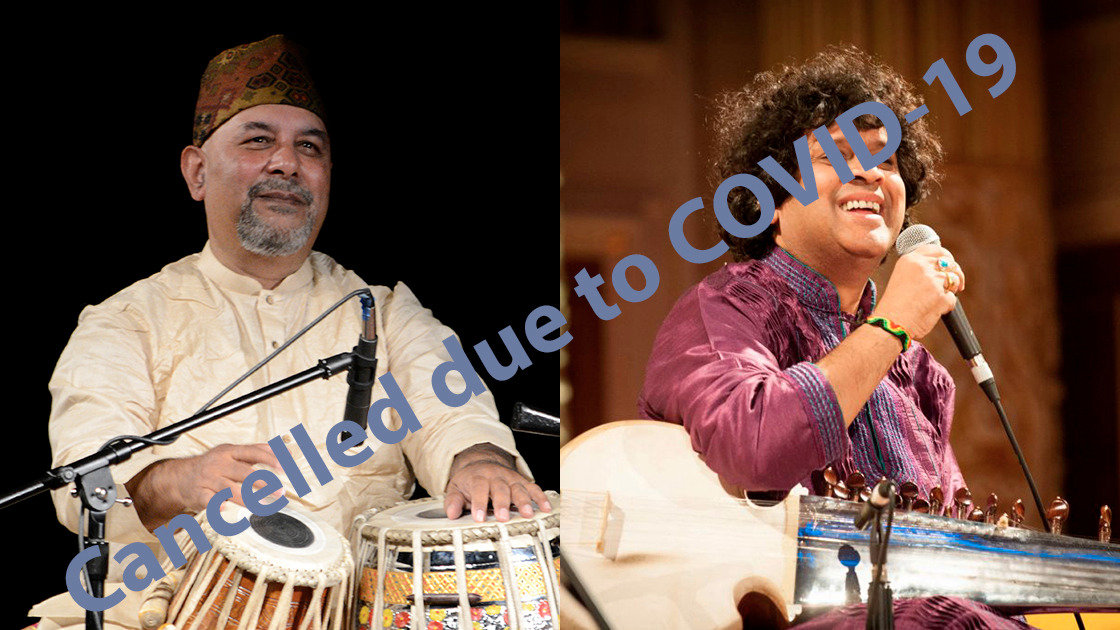Sarod Concert with Ranajit Sengupta and Samir Chatterjee