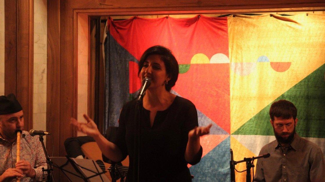 Women's Raga Massive Festival: Zahra Zubaidi