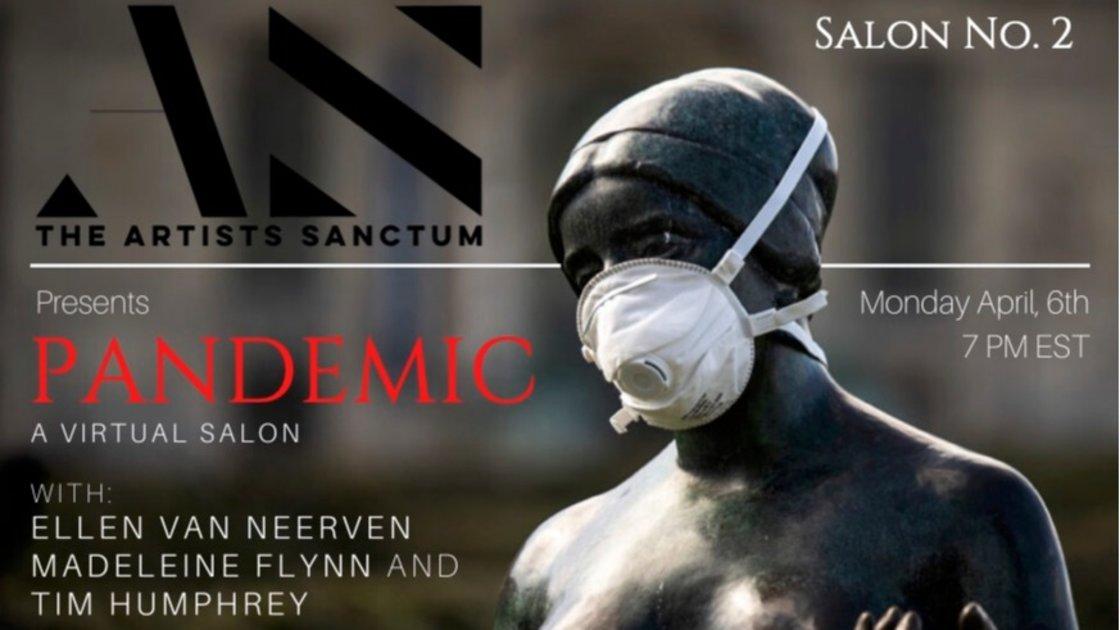 The Artists Sanctum Salon Series