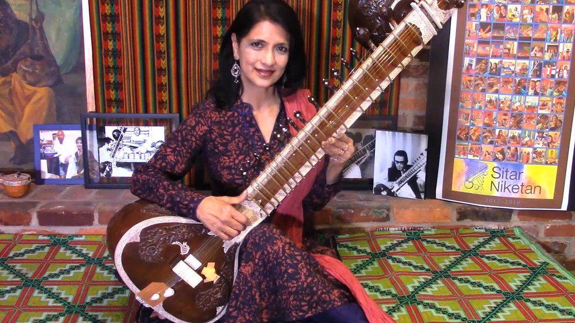How to make the sitar sing - Meend Lesson One