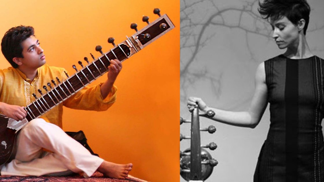An evening of classical music in two acts with Indro Roy Chowdhury and Camila Celin