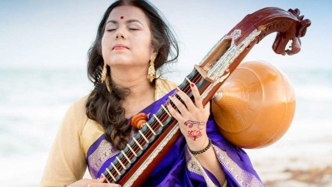 SARASWATHI RANGANATHAN: INTRO TO CARNATIC MUSICAL CONCEPTS (BRM MASTERCLASS)