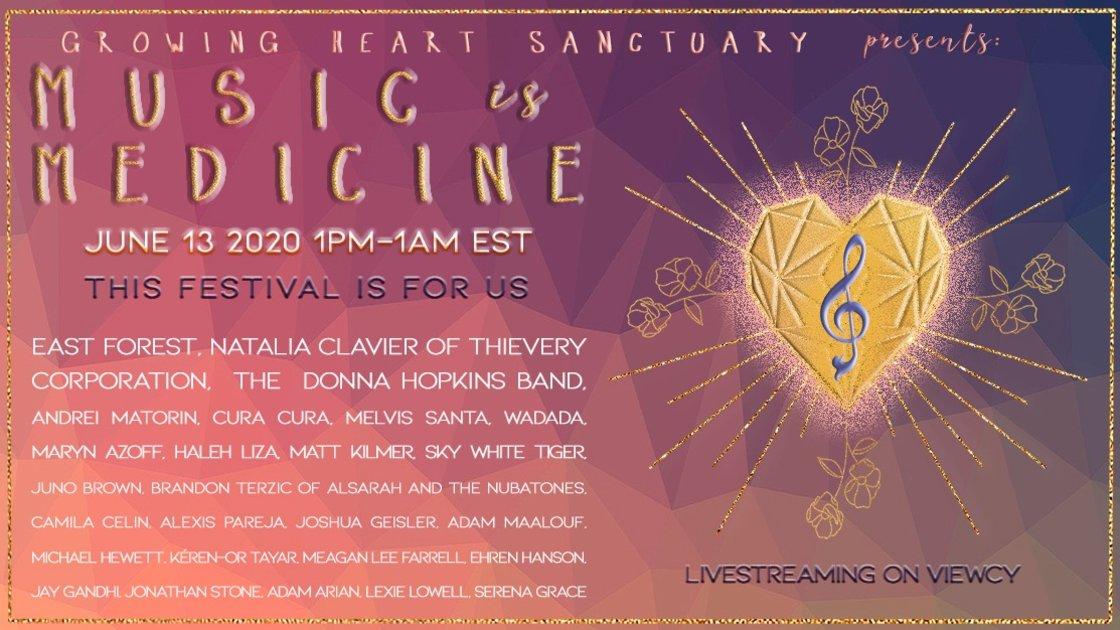 Music is Medicine Festival