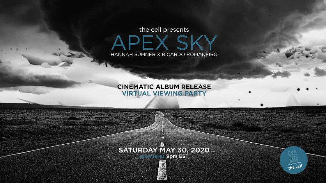 APEX SKY: a cinematic album release