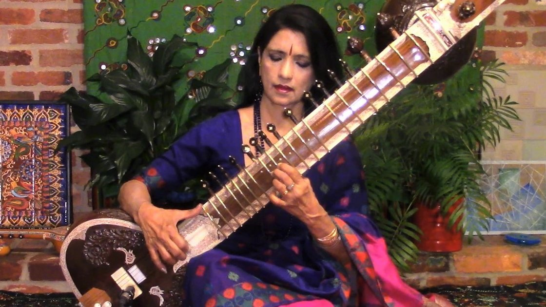 Meditative Sitar Concert - Touching the Soul of a Raag