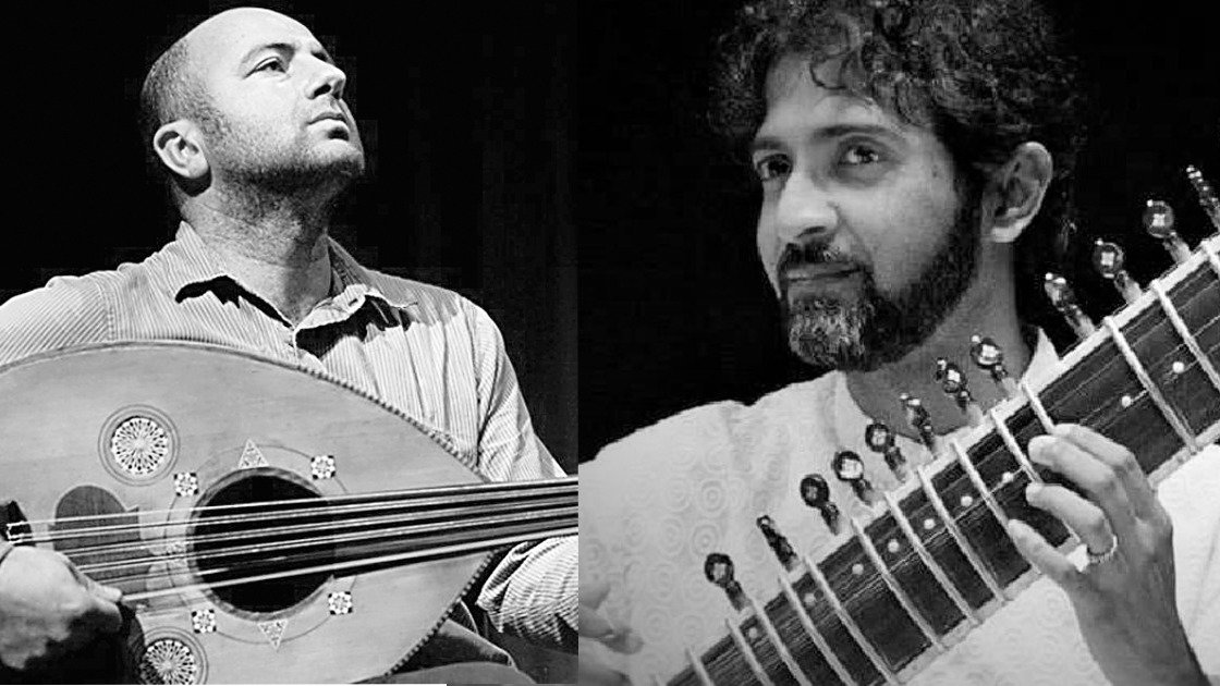 Zafer Tawil and Abhik Mukherjee: Intersections of Raga and Maqam