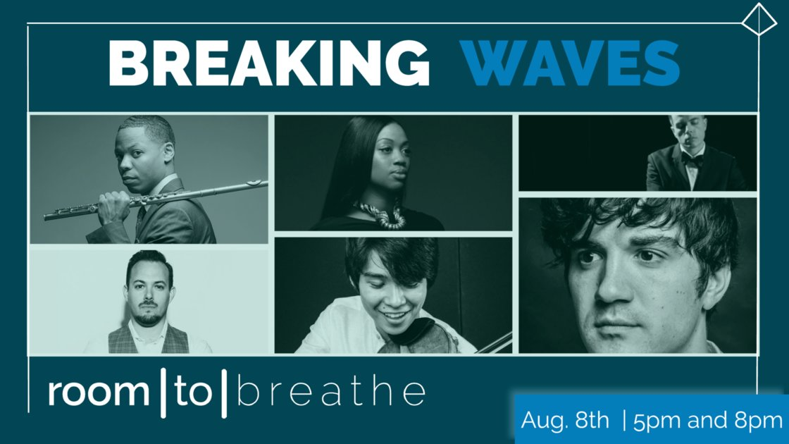 Room | to | Breathe: BREAKING WAVES (First Stream)