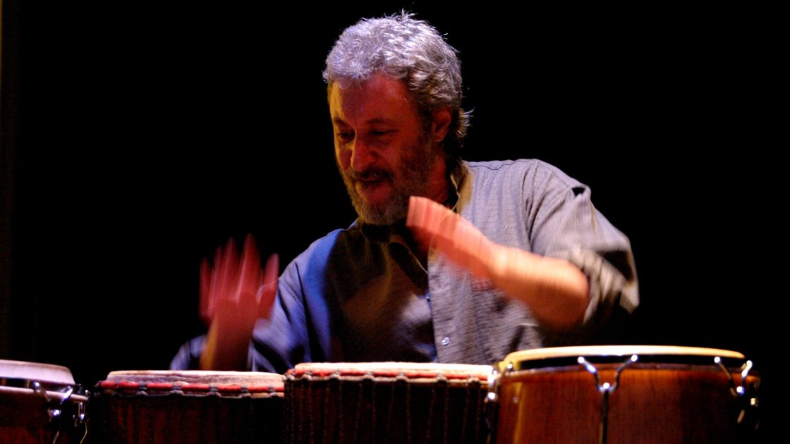 Adam Rudolph: Rhythm Mind
