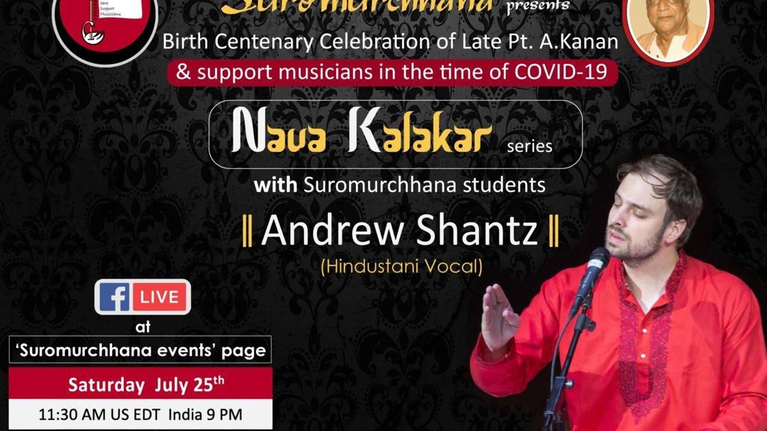 Nava Kalakar Series - Andrew Shantz